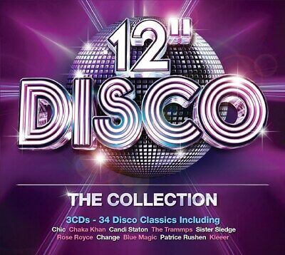 """12"""" Disco: The Collection - Various Artists (Album) [CD]"""