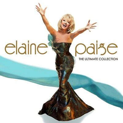 The Ultimate Collection - Elaine Paige (Album) [CD]