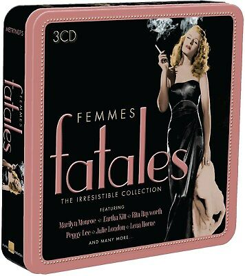 Femmes Fatales: The Irresistible Collection - Various Artists (Box Set) [CD]