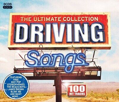 Driving Songs - Various Artists (Box Set) [CD]