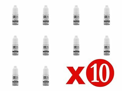 NICOTINE SHOT 18 mg  10 x10ml SHORTFILL best price on eBay uk