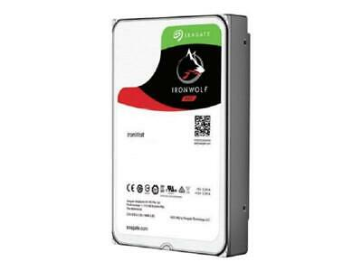 "Seagate Ironwolf Nas Internal 3.5"" Sata Drive, 6Gb/S, 5900Rpm"