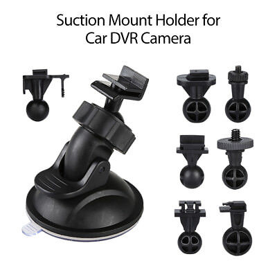 Mount Bracket Suction Cup For Car Camera Dash Cam GT550S Tripod SJ5000x SJ4000 A
