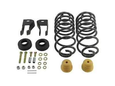 Fits 2000-2014 Chevrolet Suburban 1500 Coil Spring Set Rear Belltech 39392QS 201