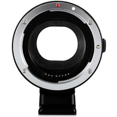 Viltrox EF-EOS M Adapter Mount for Canon EOS M EF-M M2 M3 M10 M6 M5