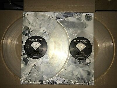 Drake And Future, What A Time To Be Alive, 2 Lp 180G Transparent Vinyl
