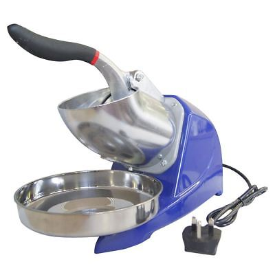 KATSU 769003 Electric Ice Crushing Machine Shaver Snow Cone Maker