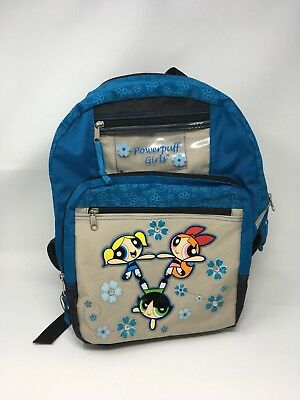 Power Puff Girls 2002 Backpack