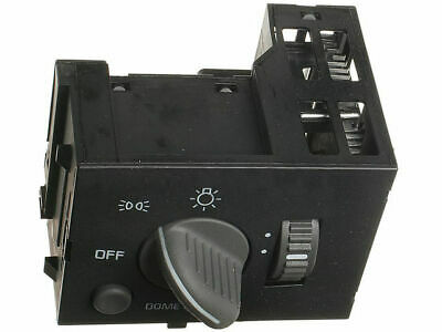 Fits 2003-2009 GMC C6500 Topkick Headlight Switch Standard Motor Products 82714D