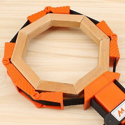 4m Nylon Straps Clip Multi-function Multilateral Angle Woodworking Tool ClamES