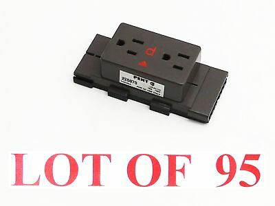 Lot 95 Herman Miller Action Office Encore Duplex Receptacle A1311.d 125V 15A