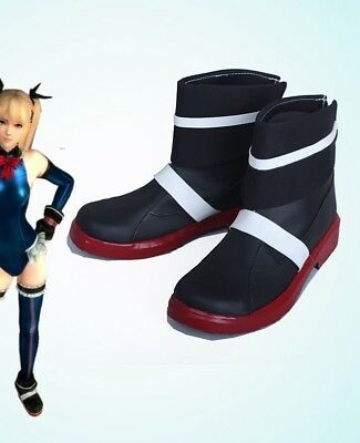 DEAD OR ALIVE XTREME DOAX Marie Rose Cosplay Shoes Boots New