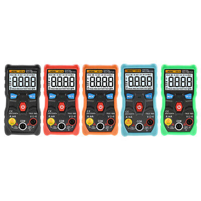 ANENG V01A Auto Range True RMS Digital Multimeter Current Continuity Tester