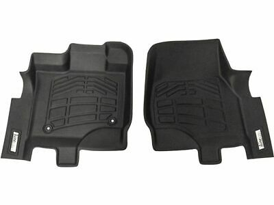 Fits 2015-2018 Ford F150 Floor Mat Set Front Westin 84426SC 2016 2017 Floor Mats