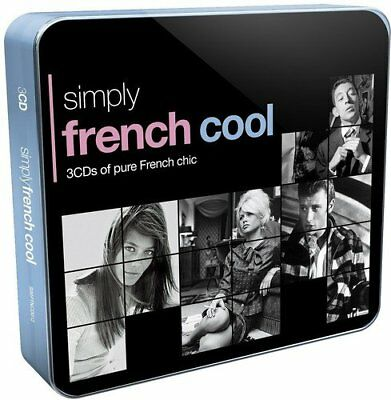 Simply French Cool [CD]