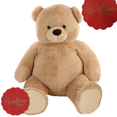 "100CM Giant Hamiltons Soft Plush Teddy Bear Squishy Large Stuffed Animal 39"" big"