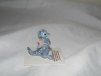 Hagen Renaker Blue Dragon Ceramic Miniature 892 FREE SHIPPING NEW