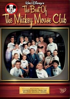 Best Of The Original Mickey Mouse Club New Dvd