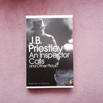 J.B. priestly An Inspector Calls and other Plays (penguin Classics)