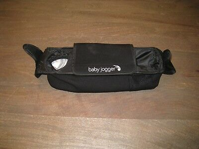 Baby Jogger Parent Console / Stroller Organizer. Black. In Perfect Condition!
