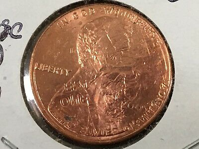 """2009 /""""BEST OF/"""" DOUBLED DIE Error Formative Yrs Lincoln Cent DDR #043 CH BU Coin"""