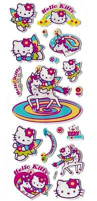 3D puffy Stickers HELLO KITTY # JF-1025