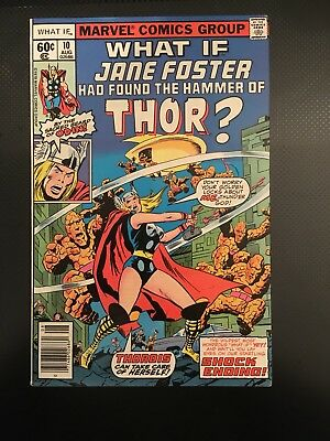 What If 10 Jane Foster Had Found The Hammer Of Thor?