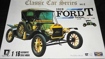 Midori Classic Car Series 1912 Ford Model T 1/16