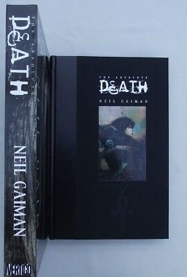 ABSOLUTE DEATH OVERSIZED SLIPCASED GRAPHIC NOVEL ...NM-  .2009 ...Bargain!