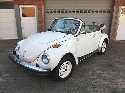VW Käfer 1303 Cabrio 1979 US Import