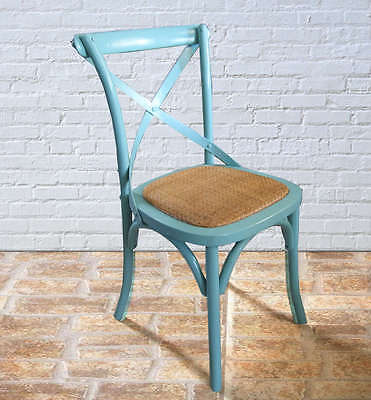 Chinese Chair - Antique Look Elms Wood China - Mint Green - Lounge Chair Green
