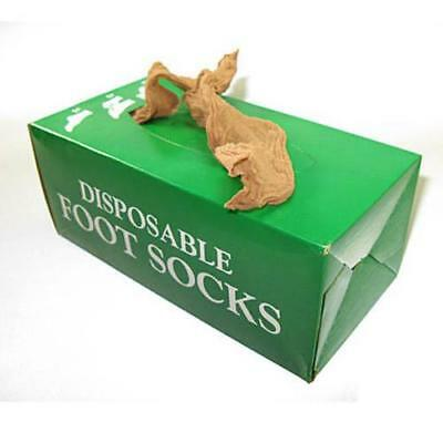 Disposable Foot Sox 144 pack