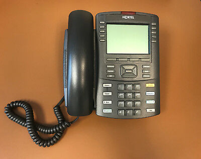 Nortel 1230 VoIP Phone (Model NTYS20) - 18 available