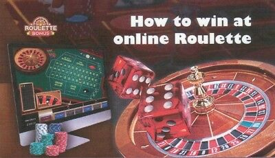 Roulette system strategy guide guaranteed to win.