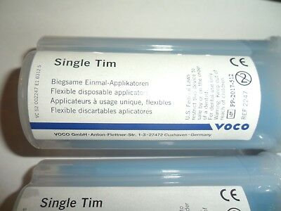 Voco Micro Brush Tips Single Tim ref 2247