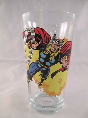 The Mighty Thor Toon Tumbler pint glass by PopFun