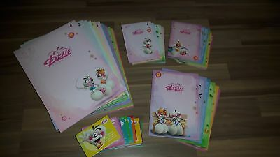 Lot Diddl forever 36 feuilles et 12 post-its