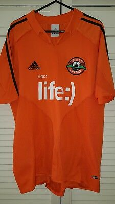 2005-06 Shakhtar Donetsk Home Shirt Jersey Match Worn Ukraine