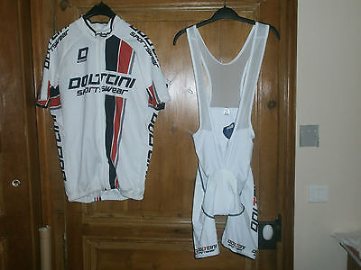 Maillot+Cuissard Doltcini Neuf  Taille Xl