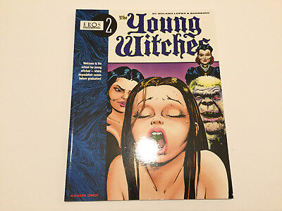 The Young Witches Vol. 1 (Eros)