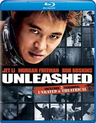 Unleashed Blu-Ray Unrated NEW Sealed From BuyCheapDVD Auction FAST FREE SHIPPING