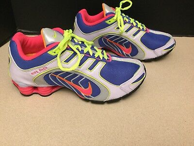 a9c1c3f208 RARE! WOMENS NIKE Shox Navina Running Shoes. Size 9. Great Condition ...