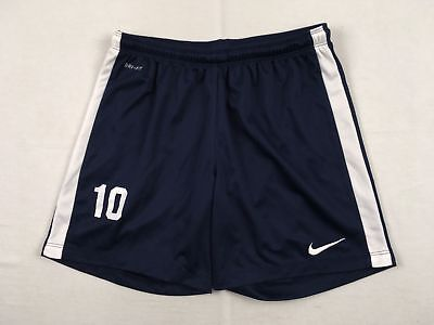 Nike - Navy Poly Shorts (Multiple Sizes) - Used
