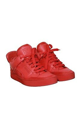 c2755723f1df Louis Vuitton Kanye West Dons Red Jaspers Hudsons LV Yeezy Red October LV 7  Rare