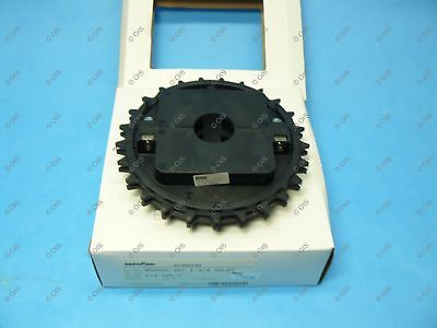 "Rexnord 614-190-7 NS8500 Table Top Chain Split Sprocket 1-1/4"" Idler Bore 25T"