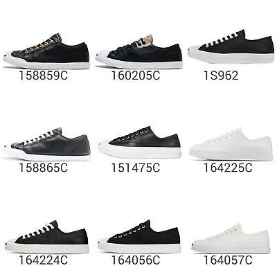 ae7a439cb8d Converse Jack Purcell LP L S Low Leather Classic Lifestyle Casual Shoes  Pick 1