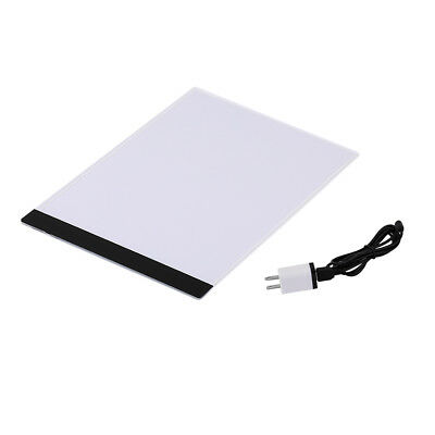 Pratical A4 LED Light Pad Copy Pad Drawing Tablet LED Tracing Painting Board  1N