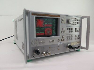 Wiltron / Anritsu 37369A Vector Network Analyzer VNA 40GHz Opt 2A/3/4/6/10A/11