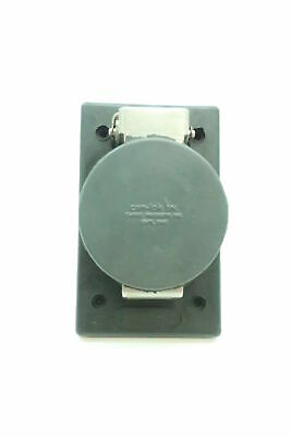 Empire Products E2089-1 Cam-lok 12p Receptacle