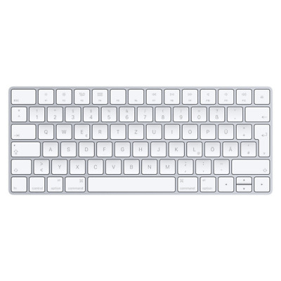 Apple Magic Keyboard + Apple Magic Trackpad 2
